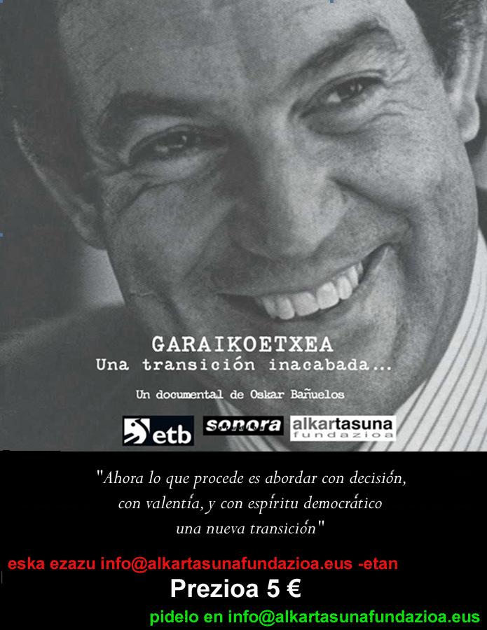 DVD-Garaikoetxea-salgai
