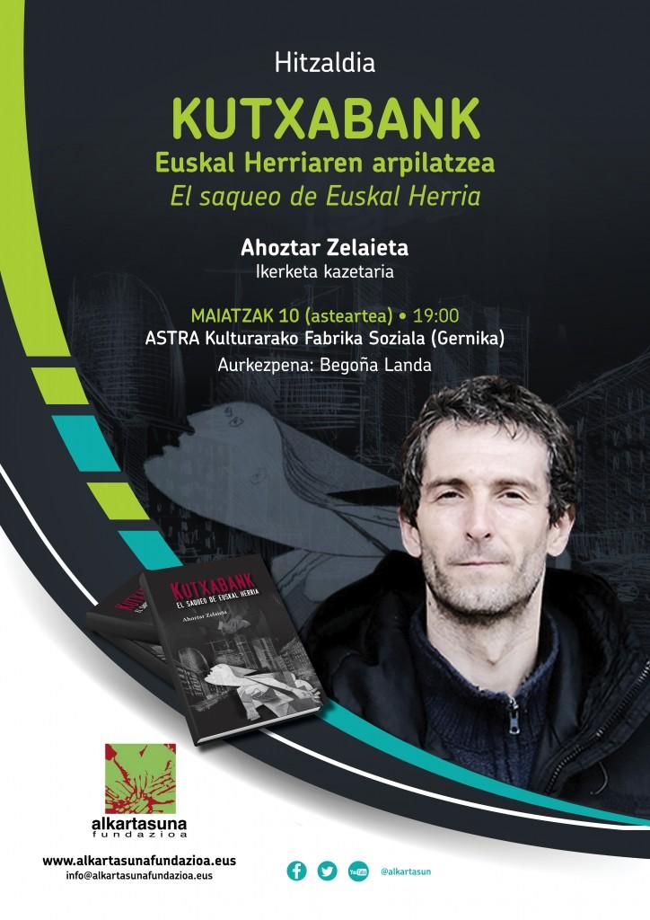 Kutxabank Ahoztar Zelaieta
